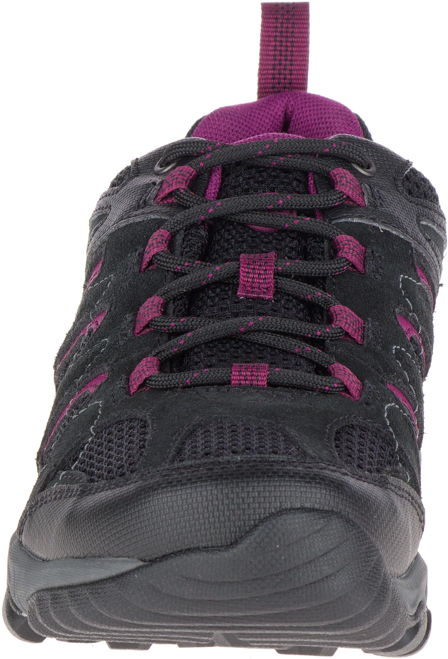 Merrell Outmost Vent GTX - Chaussures Femme - noir sur CAMPZ ! 8671dcfc197